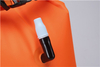 28L High Visible Safety Buoy-Ultralight Bubble Tow Float And Dry Bag for Open Water